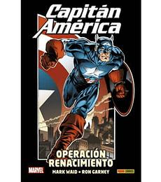 Capitan America: Operacion Renacimiento