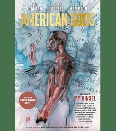 American Gods Sombras Vol 2 de 3