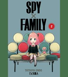 Spy x Family N.2