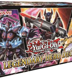 Yu-Gi-Oh! Barajas Heroe Legendario