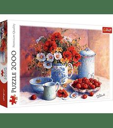 Puzzle Trefl 2000 Pcs - Sweet Afternoon