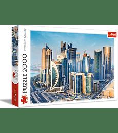 Puzzle Trefl 2000 Pcs - Doha, Qatar