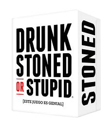 Preventa - Drunk, Stoned or Stupid