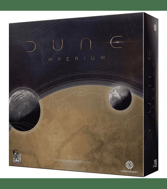 Preventa - Dune Imperium