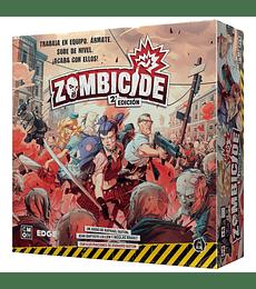 Preventa - Zombicide (2da Edición)
