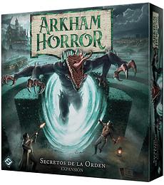 Preventa - Arkham Horror: Secretos de la Orden