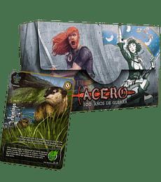 Kit de Lanzamiento Mitos y Leyendas Edicion Acero