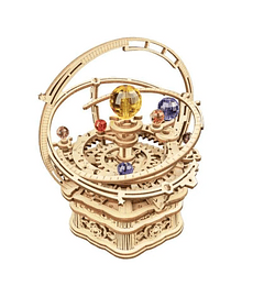 Starry Night - Mechanical Music Box