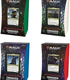 Commander D&D Forgotten Realms (Ingles)