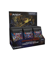 Magic D&D Adventures in the Forgotten Realms Set Booster