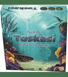 Toskasi Aventura en el Pacifico Sur