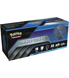 Trainer's Toolkit - Herramientas de Entrenador Pokemon 2021 Ingles