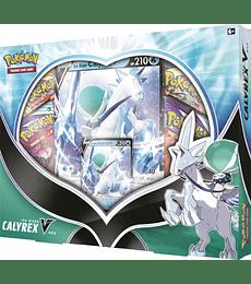 Calyrex V Box Ingles