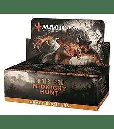 Innistrad: Midnight Hunt Draft Booster Box (Ingles)