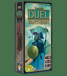 7 Wonders Duel Exp. Pantheon