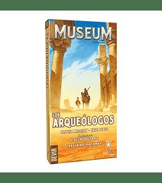 Museum Exp. Los Arqueologos