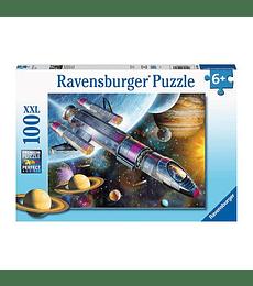 Puzzle XXL Mision en el Espacio - 100 piezas
