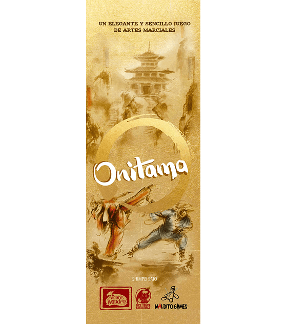Preventa - Onitama