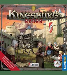 Preventa - Kingsburg 2da Edicion