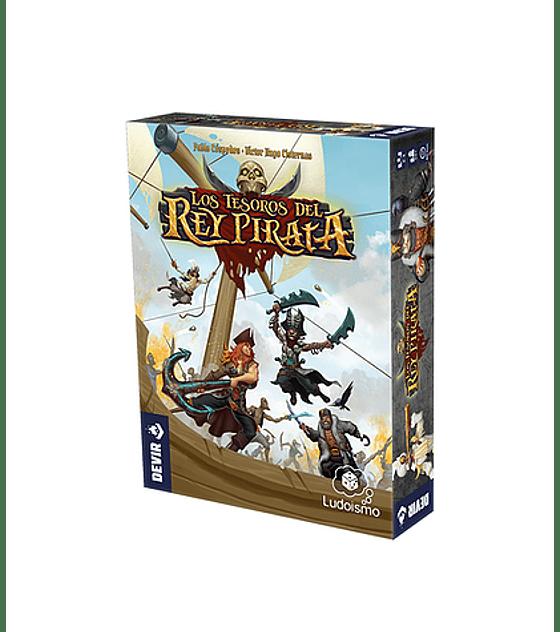 Tesoros del Rey Pirata 2da Edicion