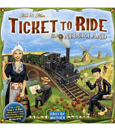 Aventureros al Tren: Países Bajos