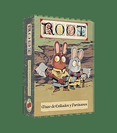 Preventa - Root: Expansion Exiliados y Partisanos