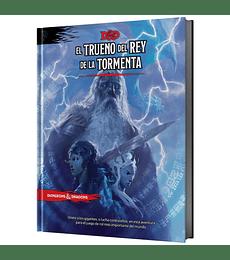 Preventa - Dungeons & Dragons: El Trueno del Rey de la Tormenta