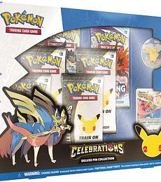 Preventa - Pokémon TCG: Celebrations Deluxe Pin Collection español
