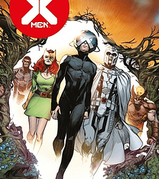 X-MEN (TPB) Vol.1 Dinatias de X Potencias de X