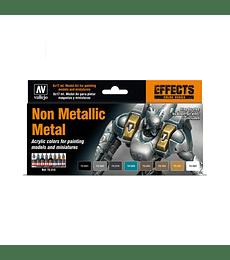 Set Pinturas Vallejo - Non Metallic Metal