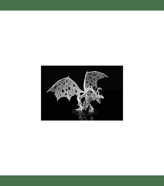 Figura D&D Gargantuan Skeletal Dragon
