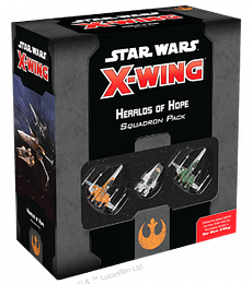 X-Wing: Pack de Expansion Heraldos de Esperanza
