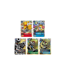 Digimon Card Game: Release Special Booster V1.0 (Ingles)