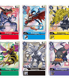 Digimon Card Game: Release Special Booster V1.5 (Ingles)