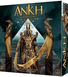 Preventa - Ankh: Dioses de Egipto