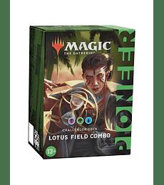 MTG Mazo Pioneer Challenger Deck 2021: Lotus Field Combo (Black-Green-Blue)