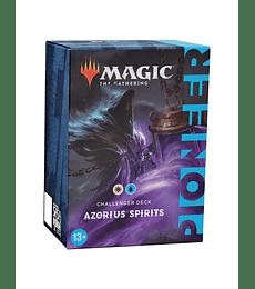 MTG Mazo Pioneer Challenger Deck 2021: Azorius Spirits (White-Blue)