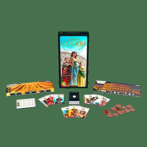 7 Wonders: Leaders - Nueva Edición