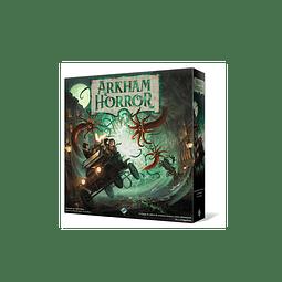 Arkham Horror - 3era Edición