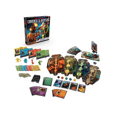 Dungeons & Dragons - Comienza la Aventura