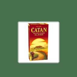 Ampliación 5 a 6 jugadores Catan base