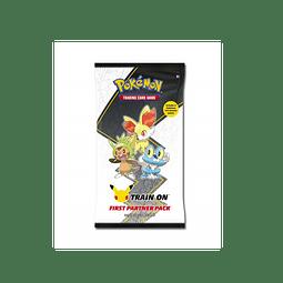 Pokemon: First Partner Pack ( Kalos ) 25º Aniversario