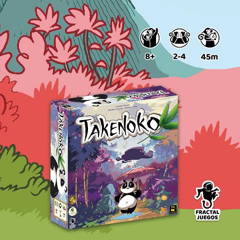 Preventa: Takenoko ( Nueva edición 2021)