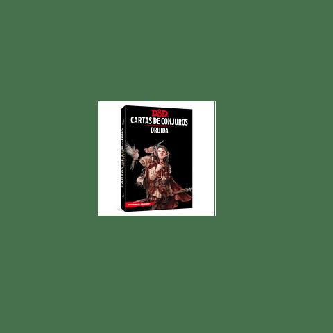 D&D Druida / Cartas de conjuro