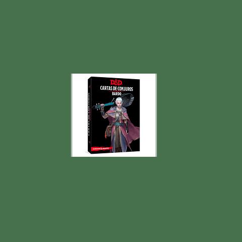 D&D Bardo / Cartas de conjuro