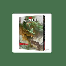 Dungeons & Dragons Starter Set (Caja de Inicio)