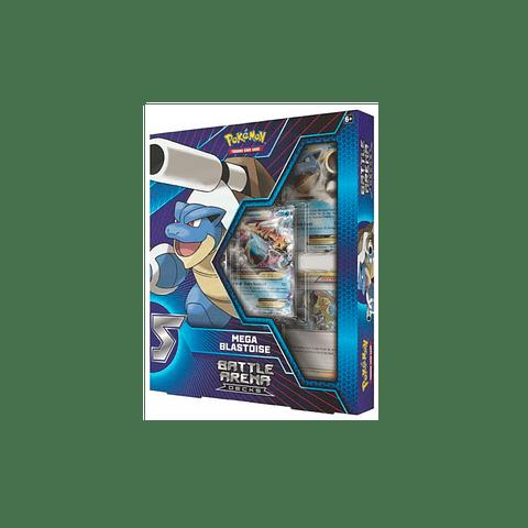 Pokémon TCG Battle Arena Deck-Mega Blastoise X