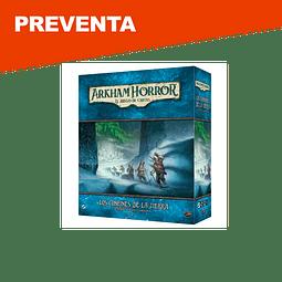 Preventa: Arkham Horror LCG: Los confines de la Tierra (Expansión de campaña)