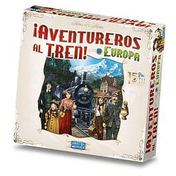 ¡Aventureros al Tren! Europa 15th Aniversario
