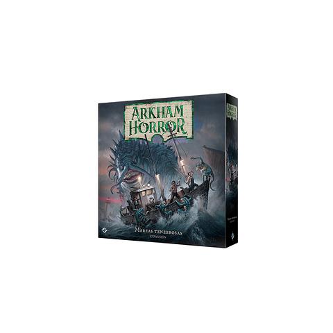 Arkham Horror: Mareas tenebrosas